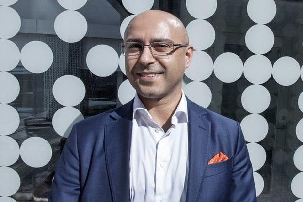 Shahab Sayardoust i Svenska dagbladet om chefsbyten och psykologtest